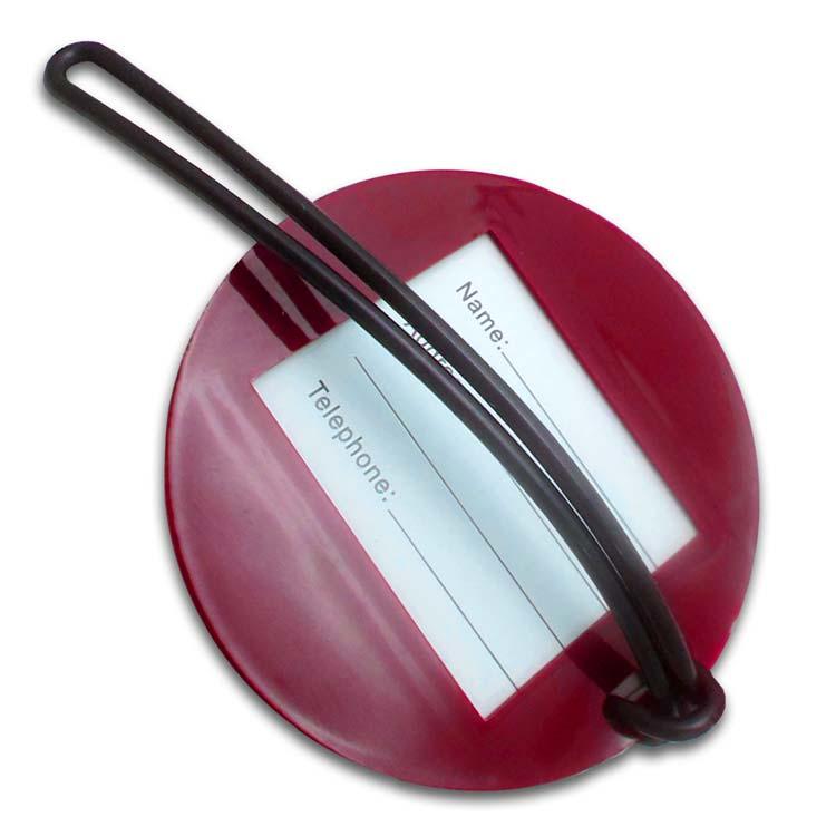 Custom PVC Luggage Tags