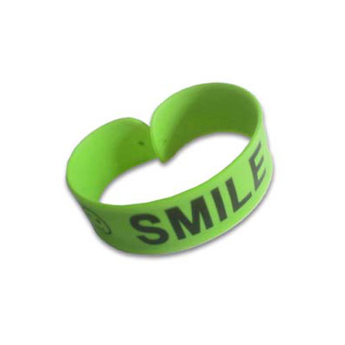 Custom Slap Bands - Customised Silicone Slap Bands